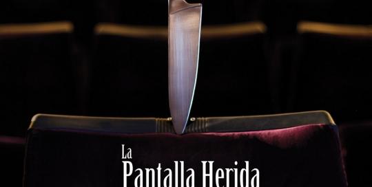 Cartel La Pantalla Herida
