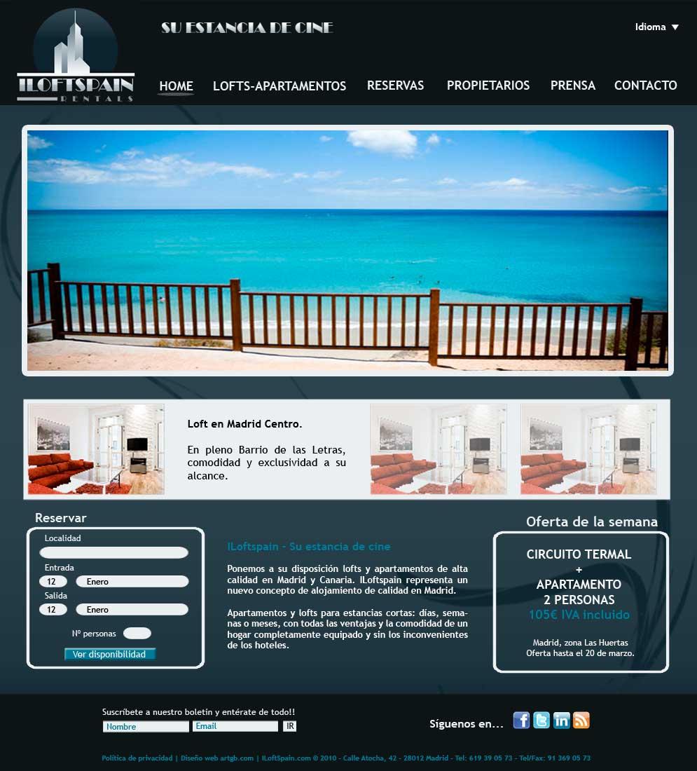 Web Iloftspain