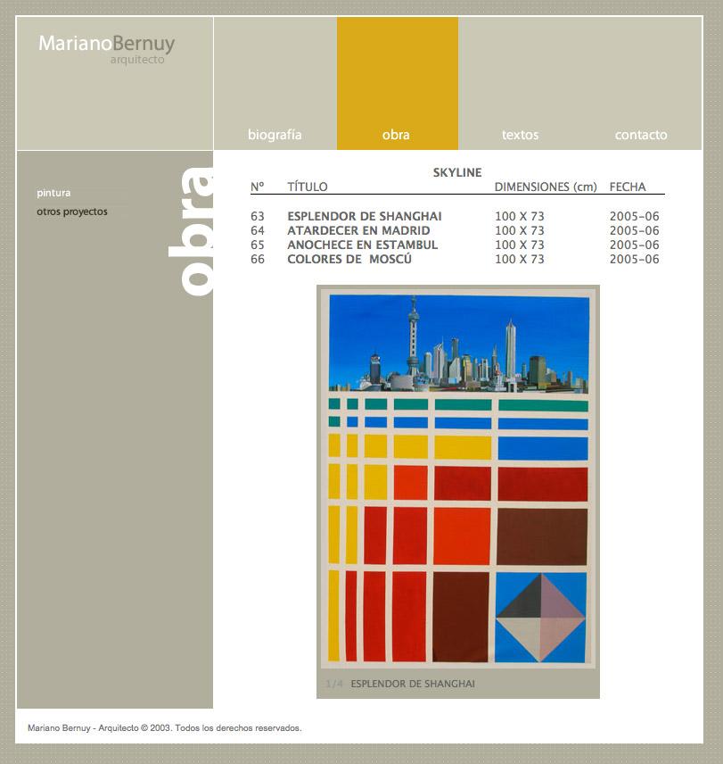 Web Mariano Bernuy
