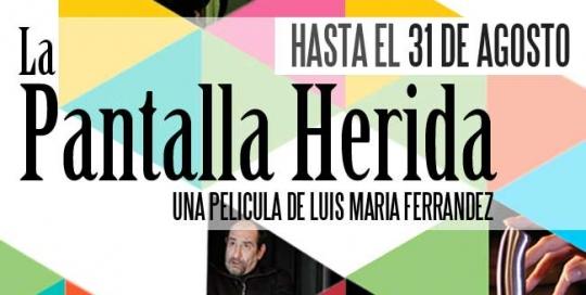 Newletter La Pantalla HeridaNewletter La Pantalla Herida