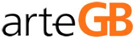 Agencia de Comunicación – ArteGB Logo
