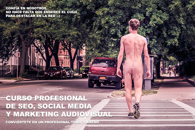 Curso Profesional SEO, Social Media y Marketing Audiovisual