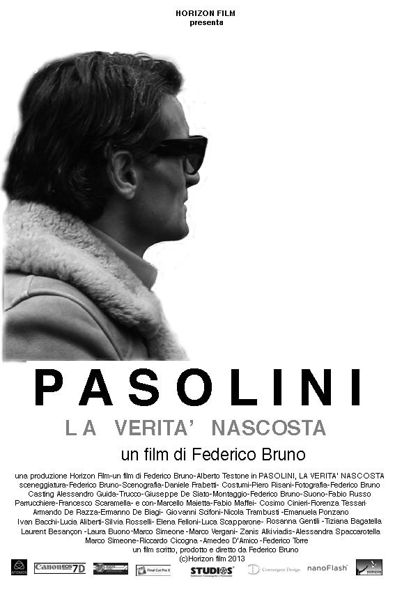 campaña de marketing cinematográfico Pasolini, la verdad oculta