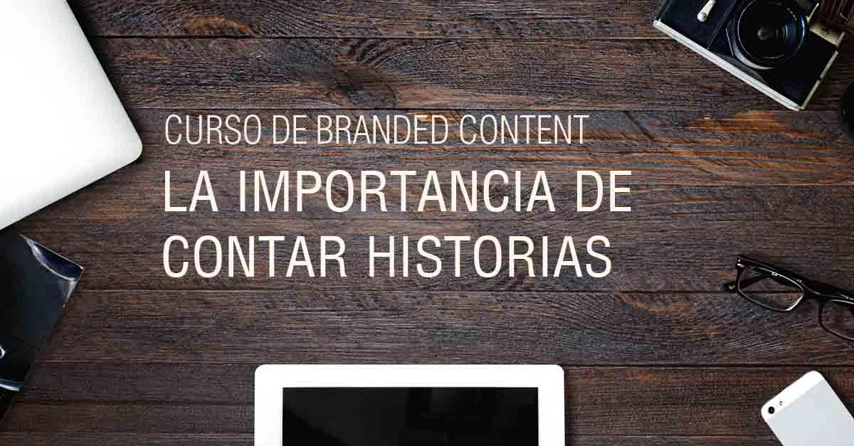 Formación Profesional - Curso de Branded Content online