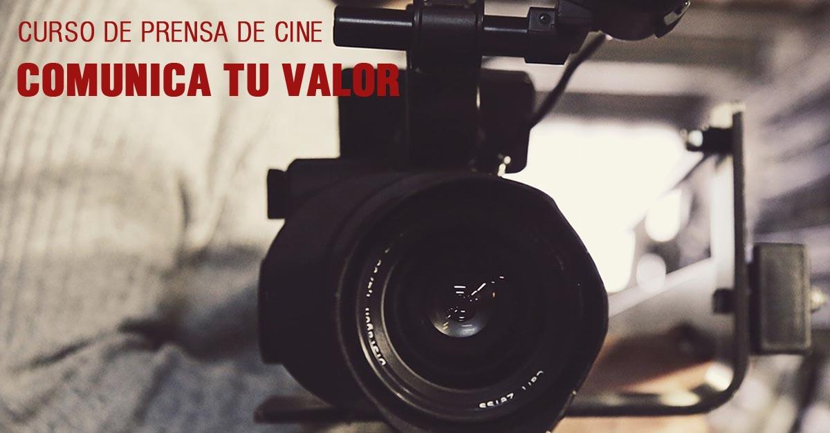 curso de prensa de cine online