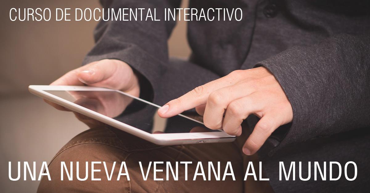 Formación Profesional - Curso de Documental Interactivo